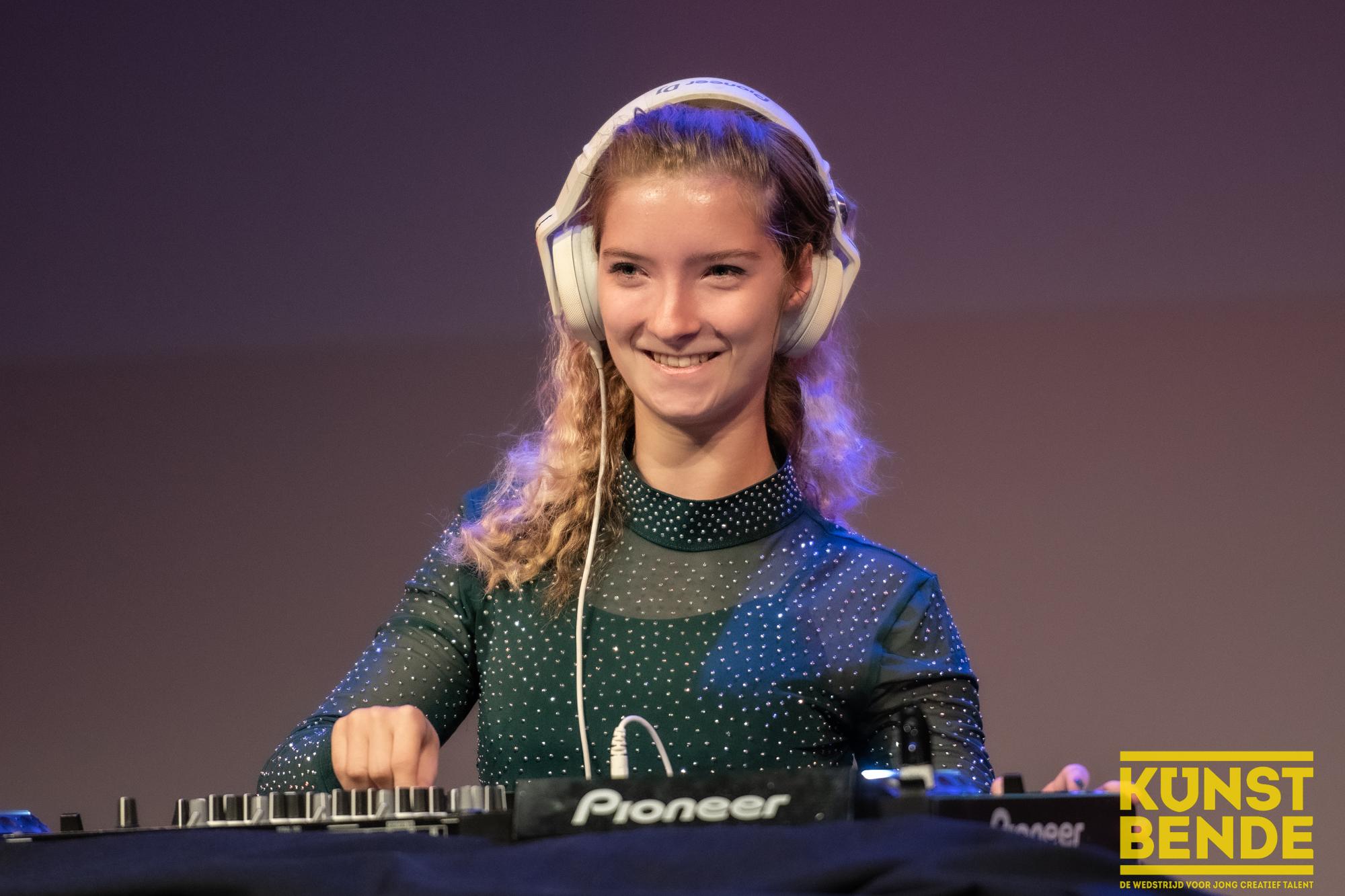 Kunstbende NB VR DJ 2020 - DJ JustRoozz - Foto Dave van Hout-4633